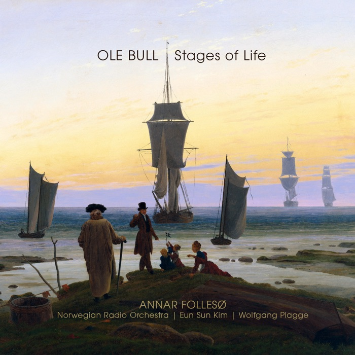 platecover for ole bull, stages of life