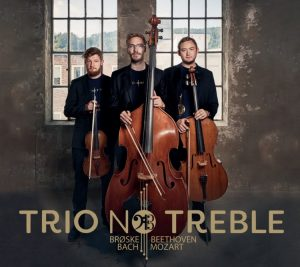 platecover for Trio no Treble