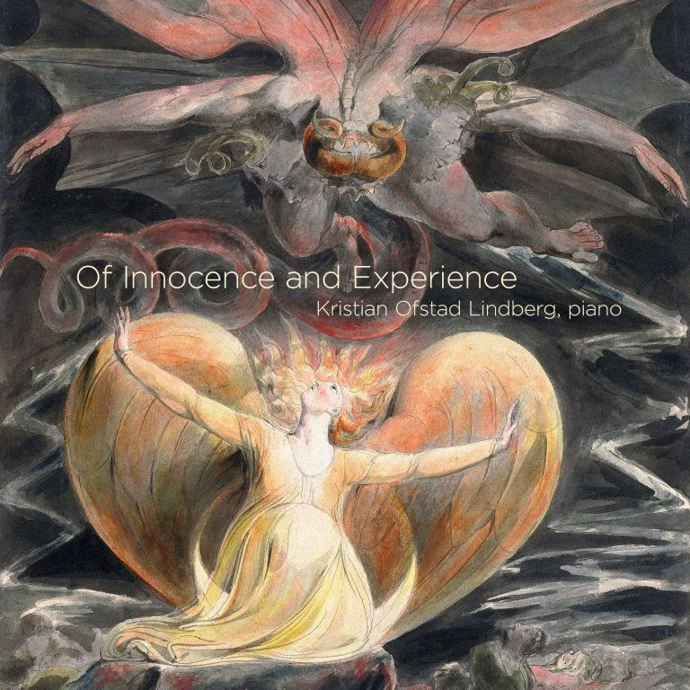 "cover for Kristian Ofstad Lindbergs plate ""Of Innocence and Experience"""