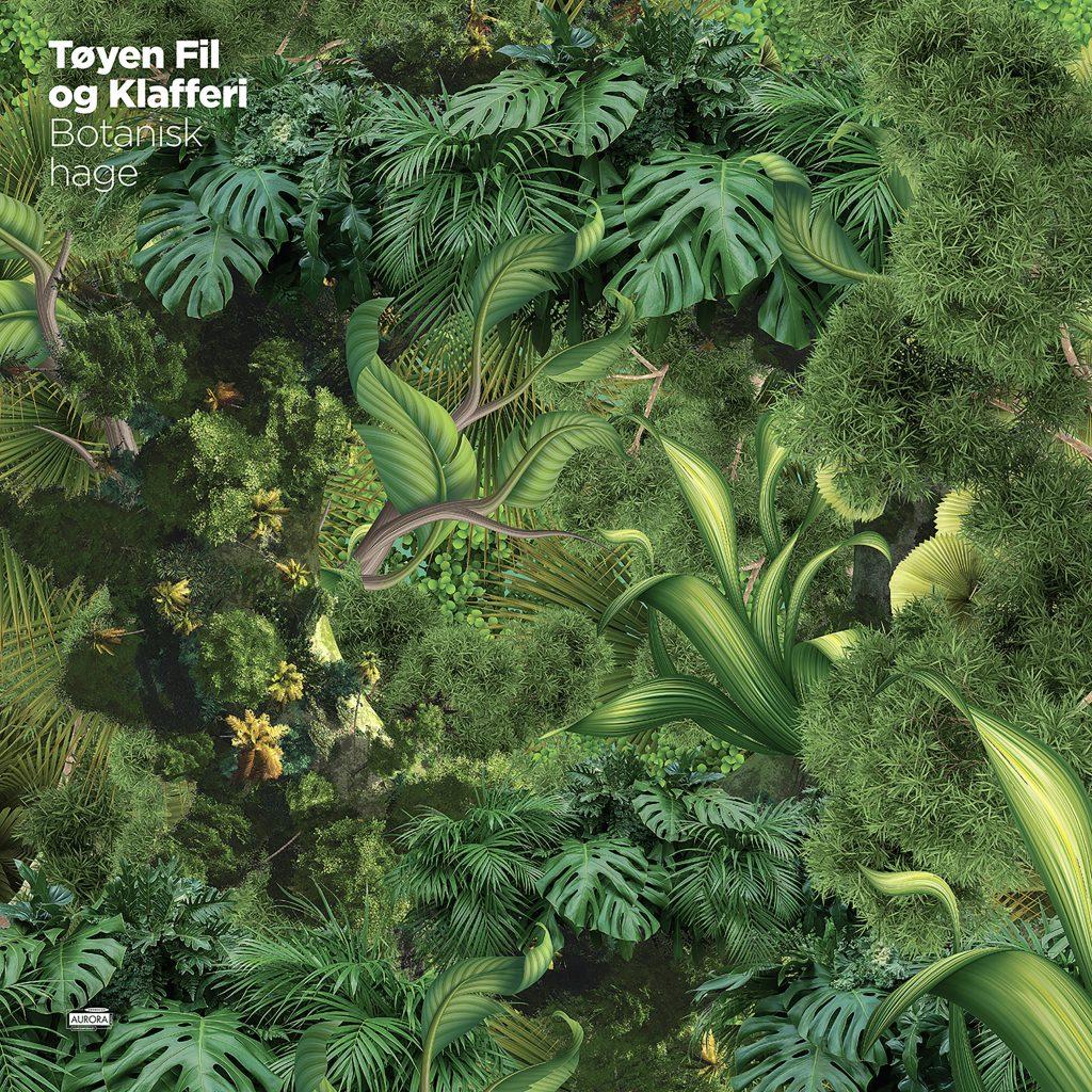 plateomslag for Tøyen Fil og Klafferi: Botanisk hage