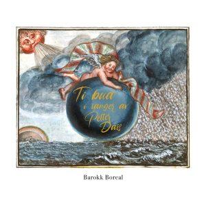 Platecover for Barokk Boreal, Ti bud av Petter Dass