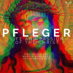 Platecover for Pfleger, The Life and Passion of the Christ