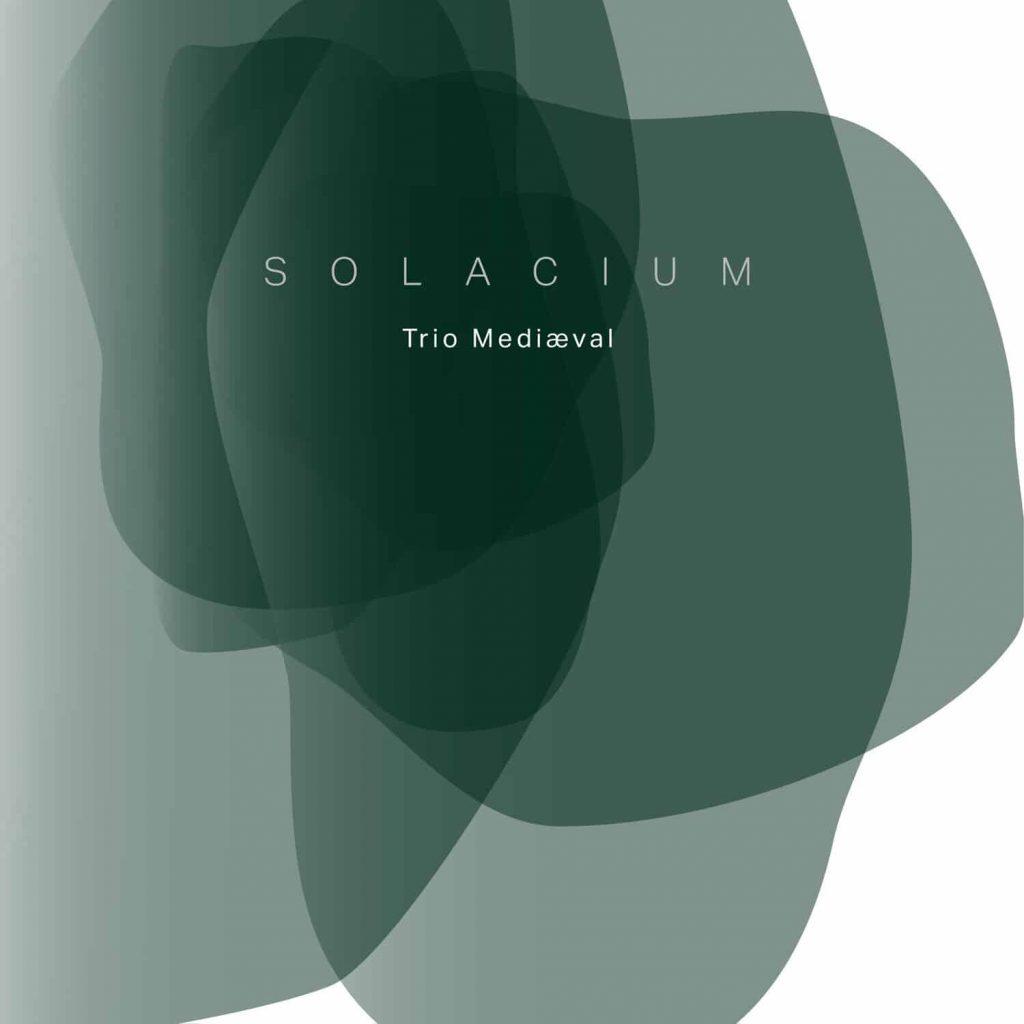 Cover for Solacium med Trio Mediæval