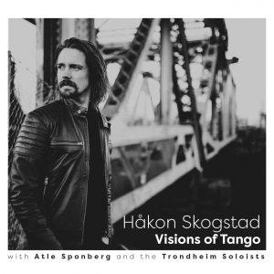 Platecover for Visions of Tango med Håkon Skogstad